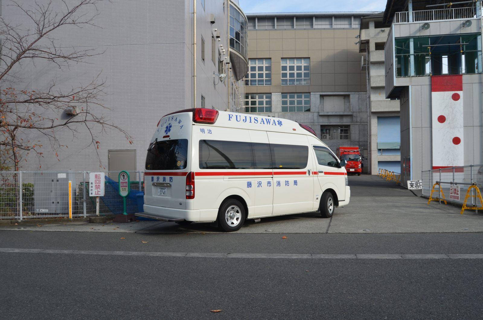 救急要請 2012年5月26日