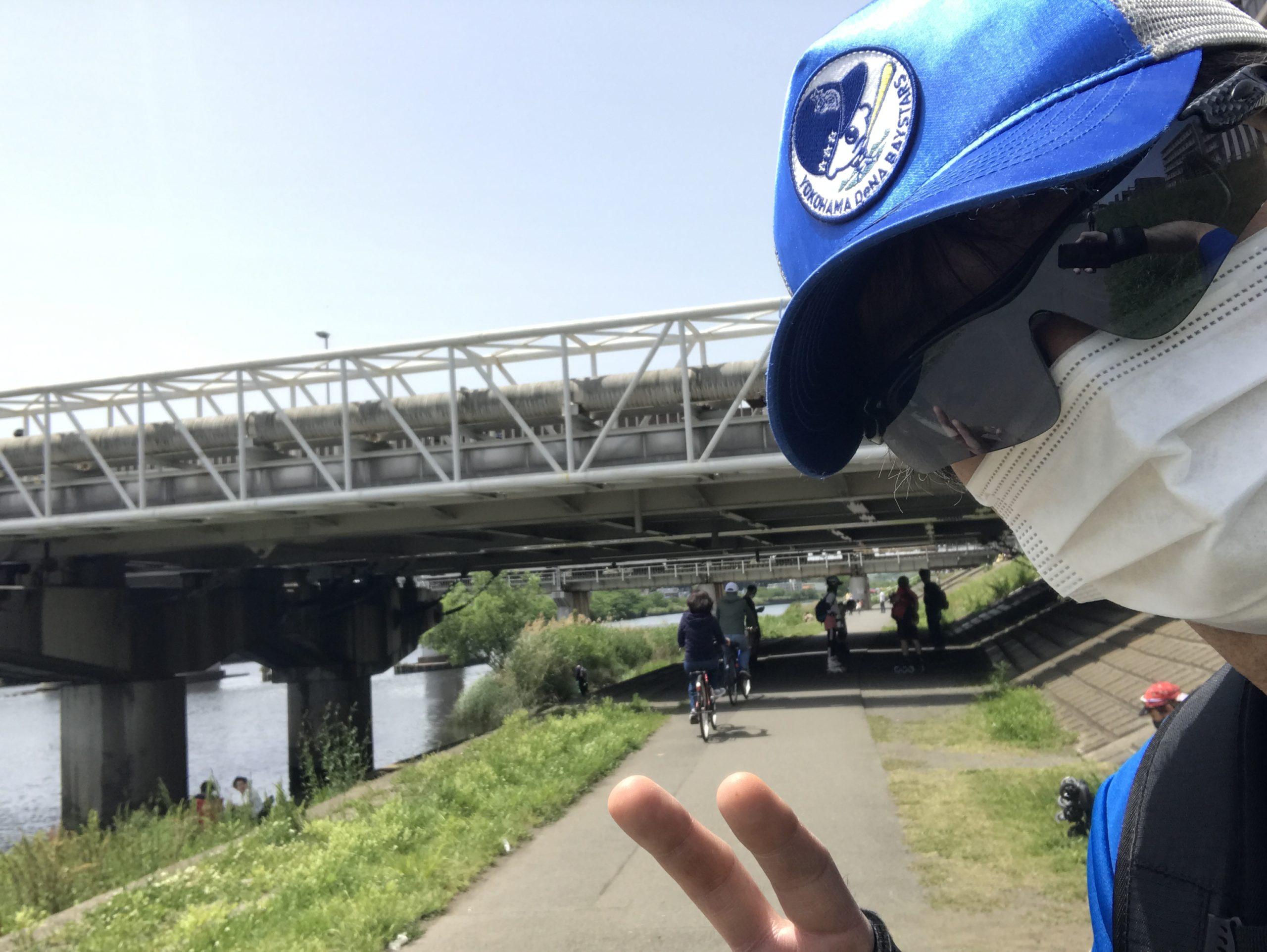 20210504鶴見川ロングラン